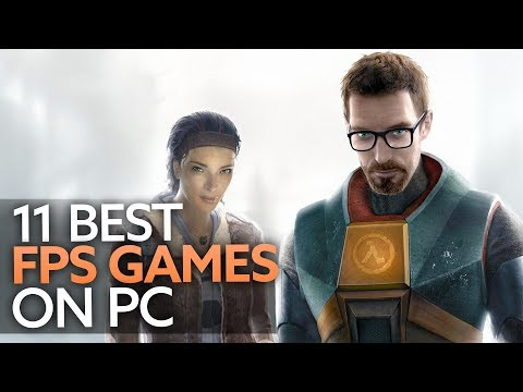 The 11 Best FPS Games On PC