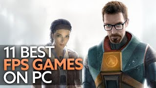 The 11 best FṖS games on PC