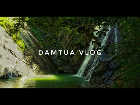 Damtua Waterfall Trek-Alikadam-Bandarban