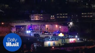 Chicago Police Superintendent confirms death of two cops hit by train