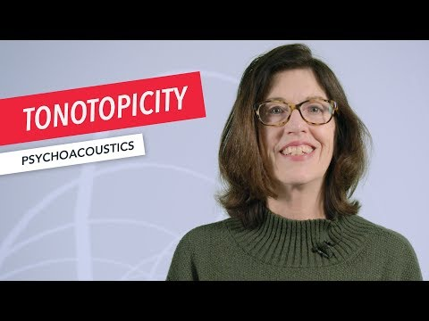 Psychoacoustics: Explaining Tonotopicity, Consonance, and Dissonance | Susan Rogers | Berklee Online