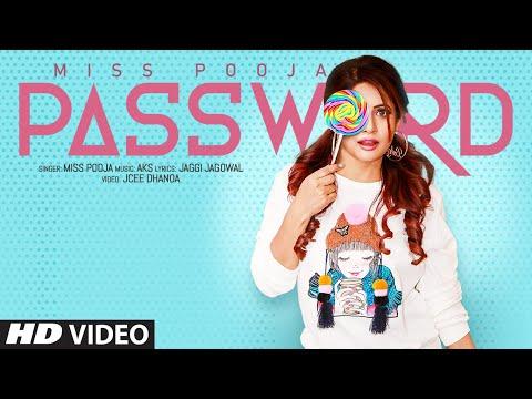 Password : Miss Pooja (Full Video Song) Prince Singh, AKS, Jaggi Jagowal | Latest Punjab Songs 2019