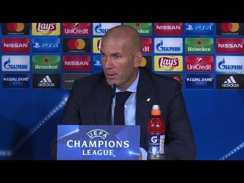"""Zidane nach 1:1 gegen Tottenham: """"Können nicht zufrieden sein"""""""