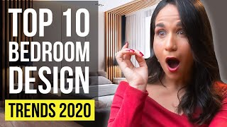 Bedroom Design Trends 2020 Top 10 Interior Design Ideas Tips And Trends For Home Decor Youtube