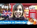 French Girl Visiting CAMBRIDGE - UK Trip | A Frenchie Chronicles