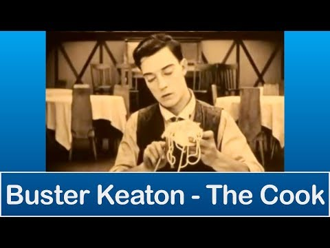 CASACL - Buster Keaton - The Cook