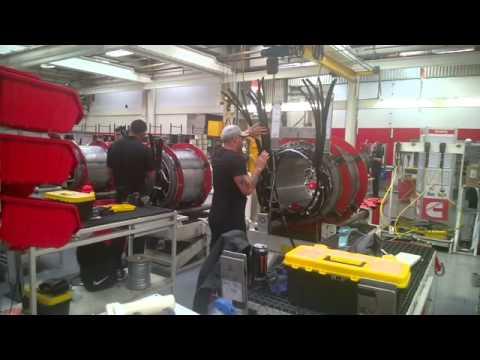 Stamford productie