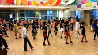 T-Bone Shuffle Line Dance