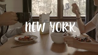 Living in New York VLOG / Slow Life in the Countryside, Escaping New York, Getaway