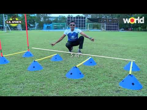 Quick Turn Drills with Chinmoy Roy  Cricket World