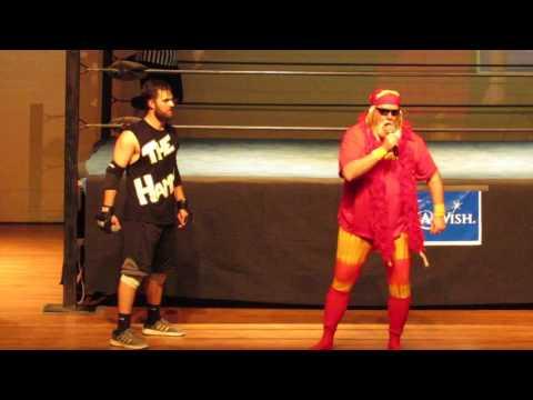 HNU Wrestlemania III Highlights