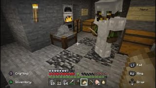 Minecraft: Searching for diamonds: Part 1