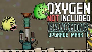 Luring Pufts! - Oxygen Not Included Gameplay - Ranching Upgrade Mark II