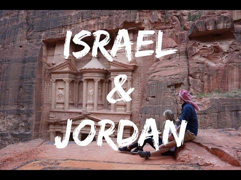 Israel & Jordan | Cinematic travel film |