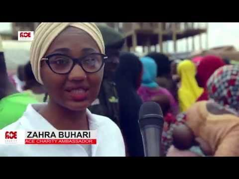 Why Zahra Buhari Joined ACE Charity