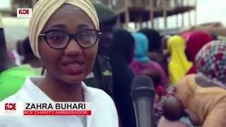 Why Zahra Buhari Joined ACE Charity