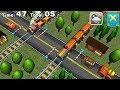 Fun Learning Train Traffic Controlled for Kids | Baby Train : Railroad Signals & Crossing