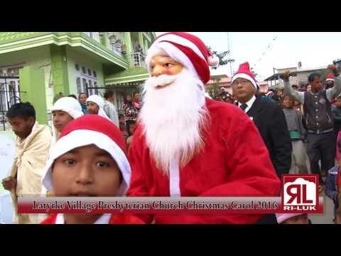 Latyrke Village Presbyterian Church Advanced Christmas Carol 2016