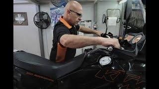 KTM 950 ADVENTURE 5 ΧΡΌΝΙΑ ΣΕ ΑΚΙΝΗΣΊΑ!! By Livanas Motorsports