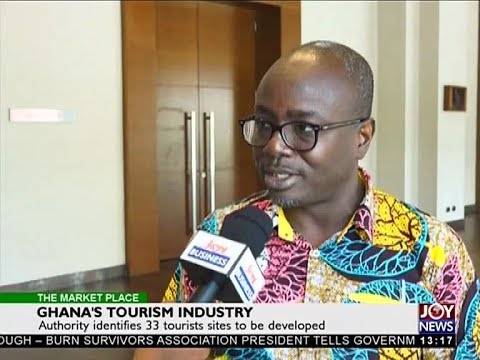 Ghana's Tourism Industry - The Market Place on Joy News (17-10-17)