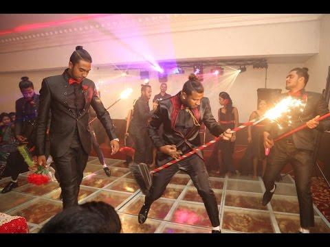 Surprise Homecoming Dance Sri Lanka Asantha & Shiro Fernando