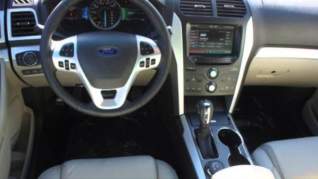 Silver 2015 Ford Explorer XLT 4WD | Bill Knight Ford Tulsa - YouTube