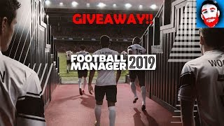 Football manager 2019 announced!! | GIVEAWAY + My thoughts