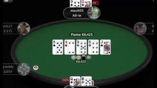 Remattei pokerstars è truccato ? combinazioni vincenti che si ripetono.. pokerstars , mani assurde ,