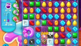 Candy Crush Soda Saga Level 1115 (3rd version)