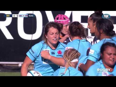 Super W Round One: Brumbies vs Waratahs