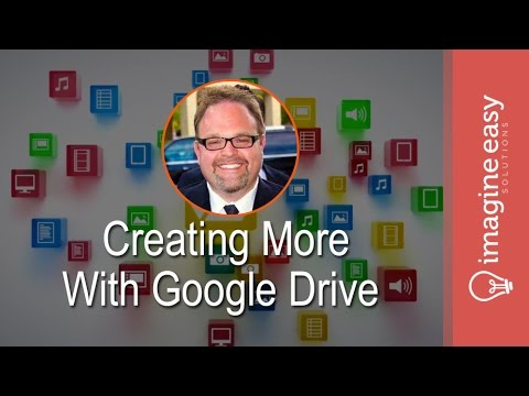 PD Series: Creating More With Google Drive