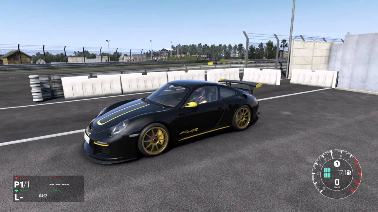 project cars porsche 911 gt3 rs acceleration youtube. Black Bedroom Furniture Sets. Home Design Ideas