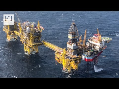 On board Total's new North Sea gas complex | FT