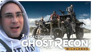 Gaming στο Παρίσι! (Ghost Recon: Wildlands - Gaming Vlog #2)