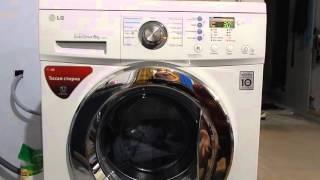 Пральна машина LG F1089ND5 огляд | онлайн-гіпермаркет 21 vek