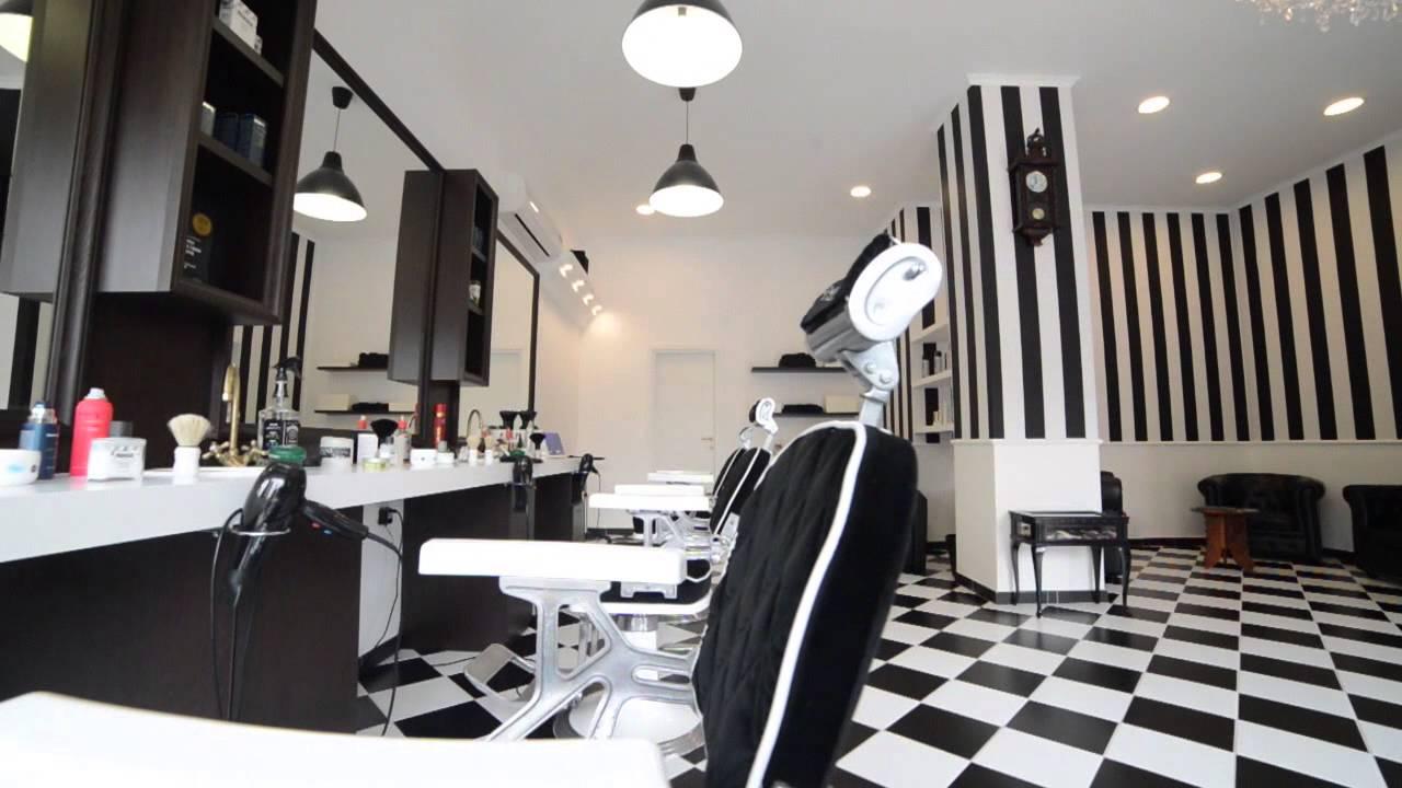 realizzazione barber shop mininni bari sen martin ForSen Martin Arredo Per Barber Shop
