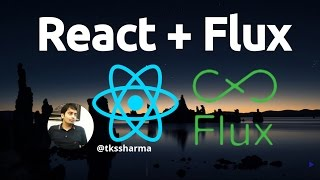 Understanding React JS With Flux Architecture