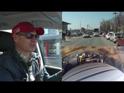 Народный тест драйв на Land Cruiser 200 2017 (Тойота Ленд Крузер 2017) от Александра Коваленко