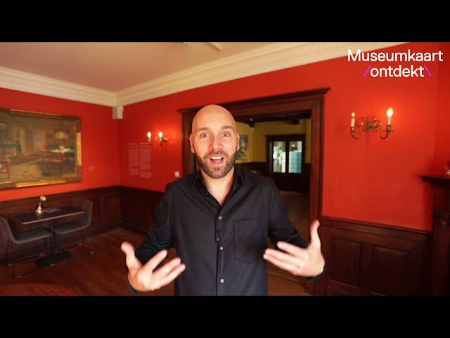 Museumkaart ontdekt het vernieuwde Singer Laren