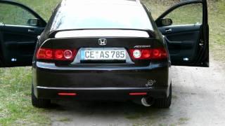 "European Honda Accord Acura TSX CL7 2.0 Magnaflow 6"" Single Exhaust"