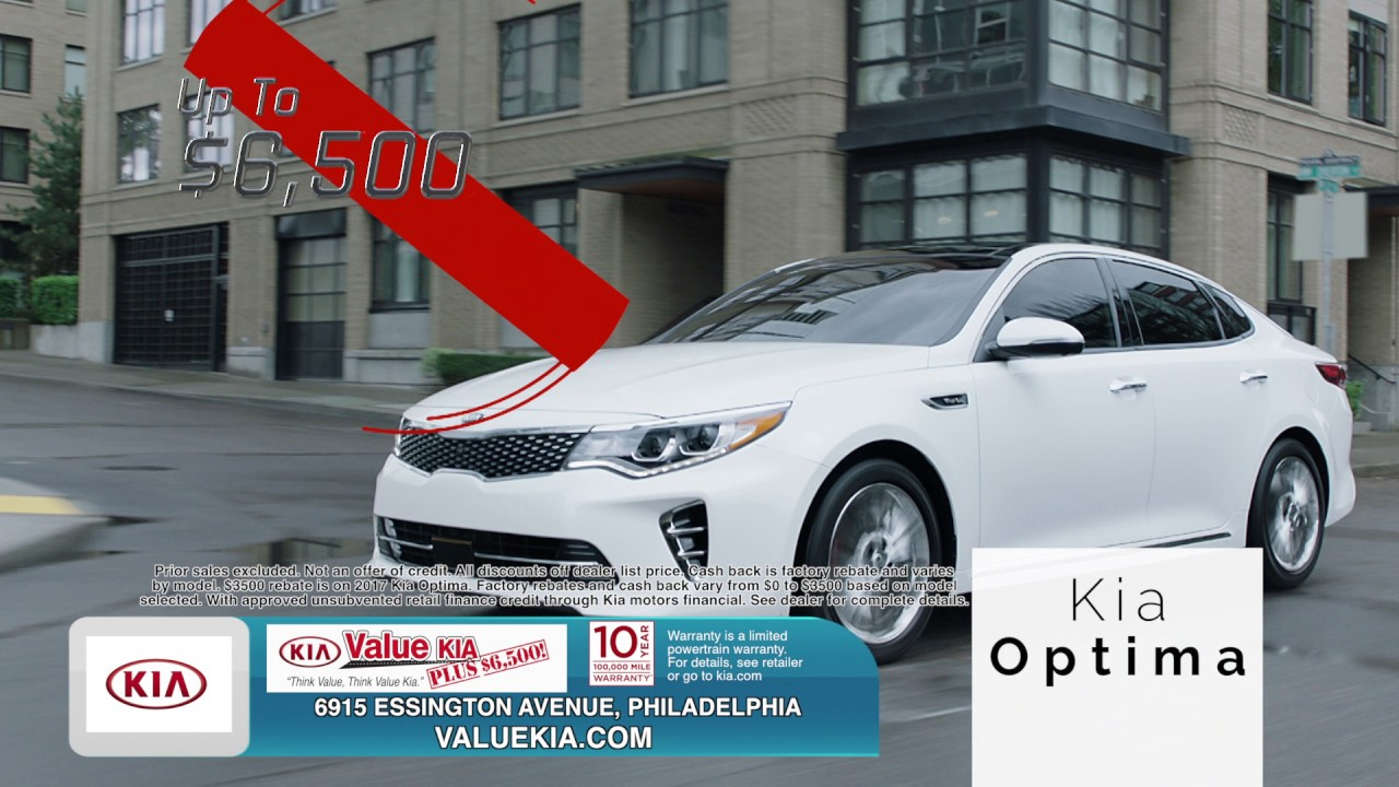 Value Kia Philadelphia >> Value Kia - Up To $6500 for Your TRADE! - YouTube