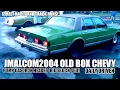 JMALCOM2004 OLD PUMP GAS IRON HEADED BIG BLOCK 460 DAILY DRIVEN BOX CHEVY!! BIG MEECH