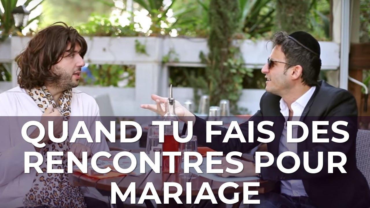 Rencontres dans le mariage