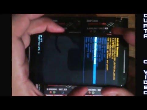 Como Formatar Hard Reset Moto G2 Remover senha de Bloqueio XT1068 XT1069