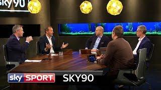 Kontroverse Diskussion um Hummels   Sky90