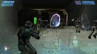 Halo CE Marines vs Infection Forms