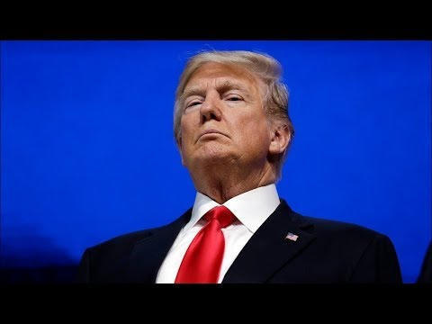 Trump, The Anti-globalist, Declares America 'Open For Business' In Speech To Globalists