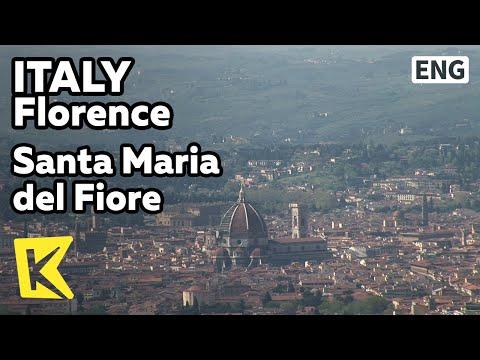 【K】Italy Travel-Florence[이탈리아 여행-피렌체]산타마리아 델 피오레 대성당/Santa Maria del Fiore/Cathedral/Duomo/Firenze
