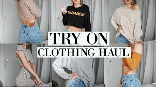 HUGE TRY ON CLOTHING HAUL 2019 | Fashion Nova