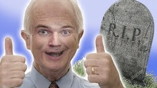 THIS VIDEO WILL KILL YOU! (The Graveyard)